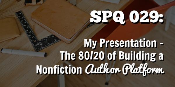 spq29 author platform